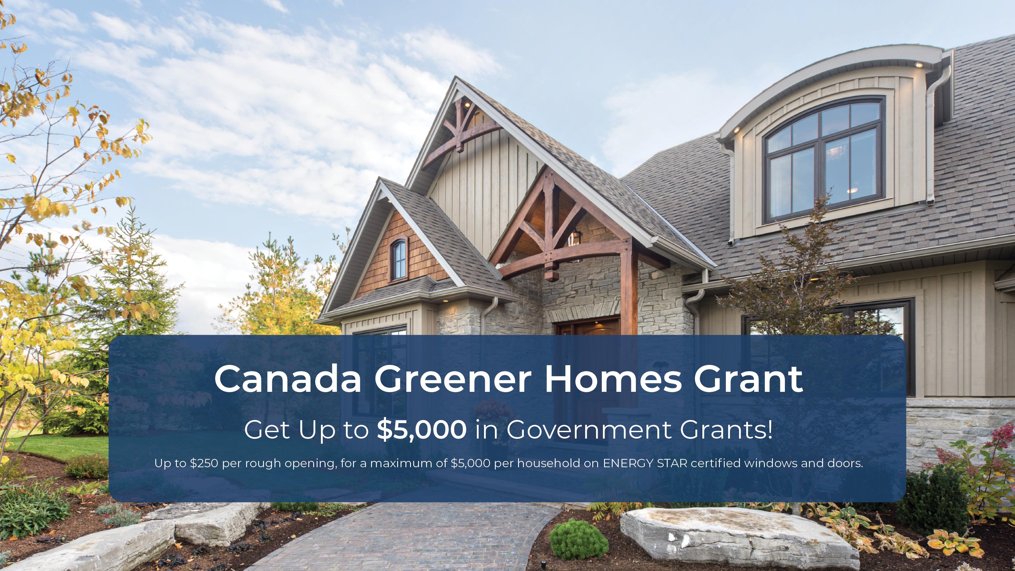 Green Ontario rebate promotional information